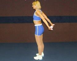 pectoral stretch